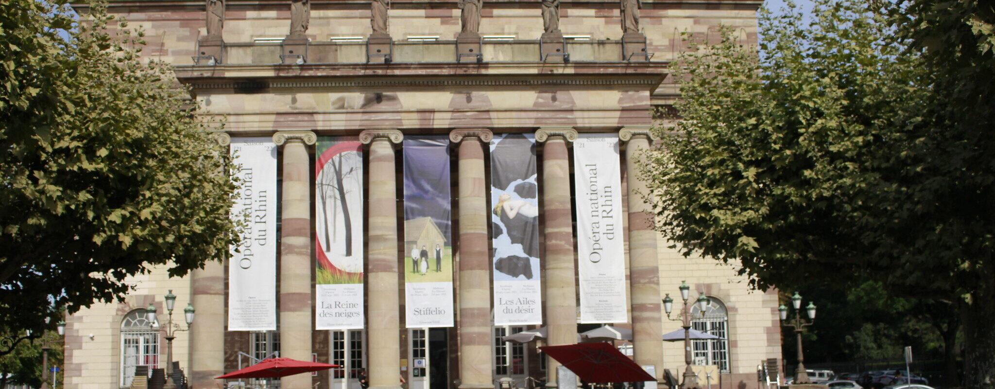 Rénover ou construire, les écologistes face au casse-tête de l'opéra