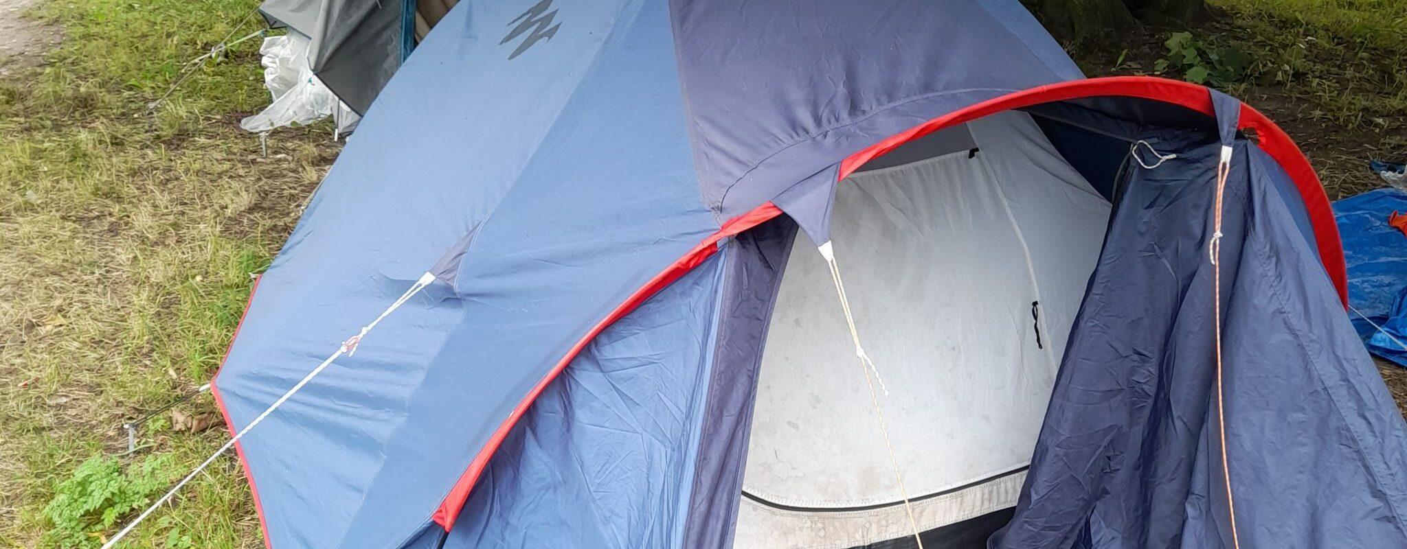 De nouveaux campements de sans-abris, les associations craignent des évacuations