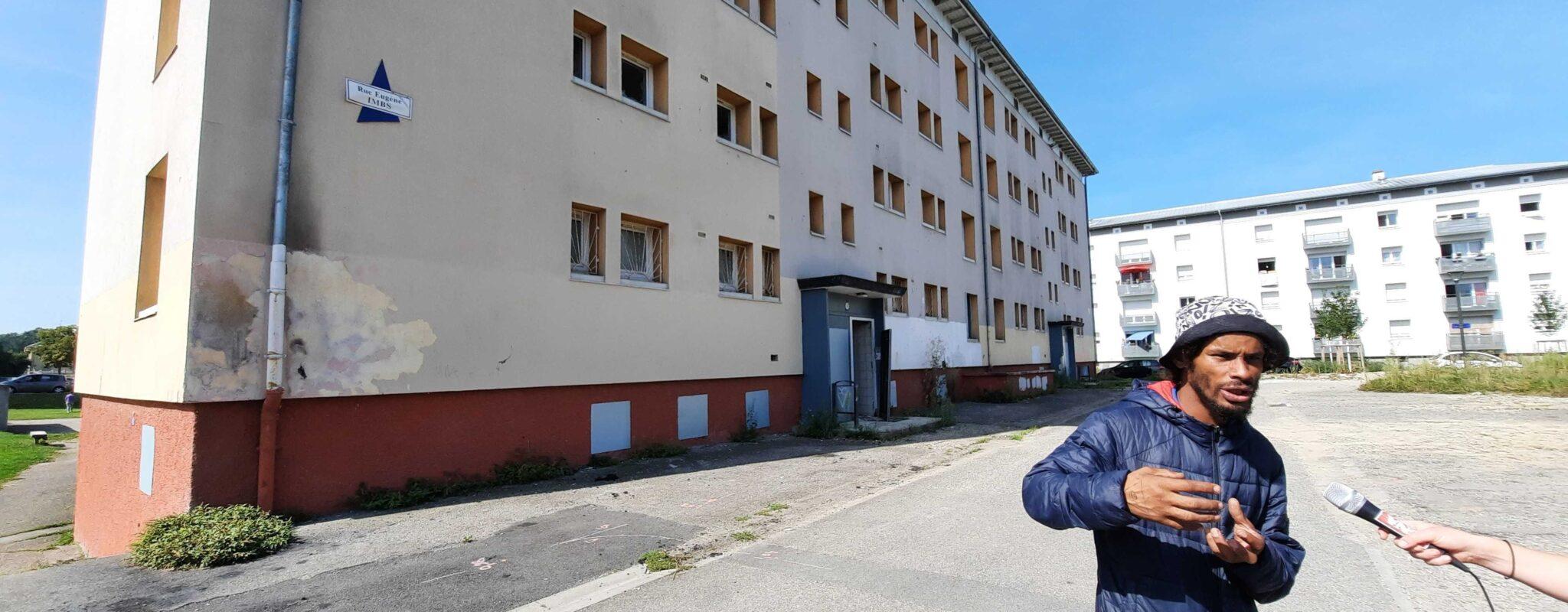 Cinq personnes logées après une tentative ratée d'ouverture de squat à la Meinau