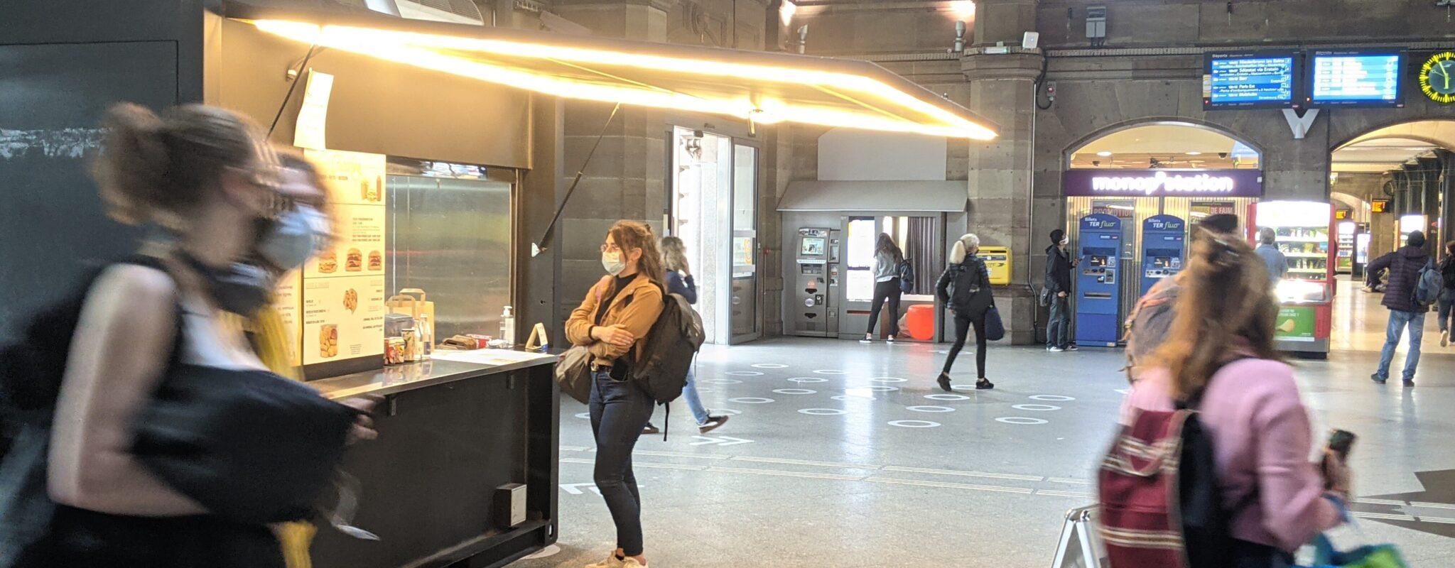 Pour l'Eurométropole, «la future gare de Strasbourg oublie les voyageurs»