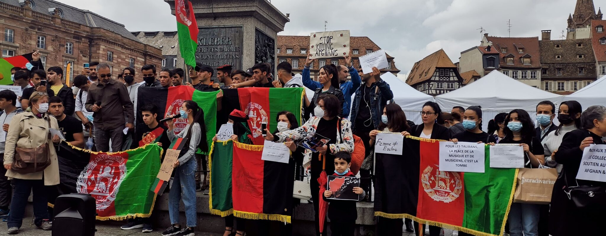 Afghans de Strasbourg : des années d'errance