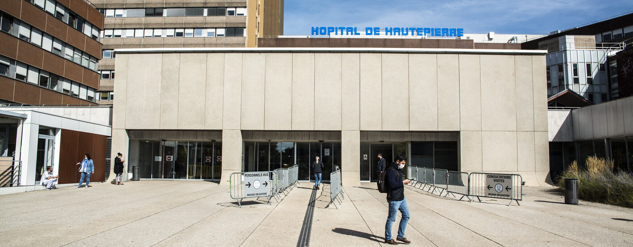 Burn-out en série et patients en danger: un premier service des hôpitaux de Strasbourg craque