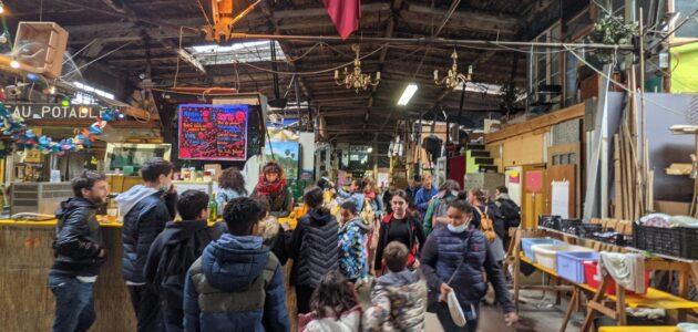 Au quartier Gare, la SemenceRie risque d'être balayée par une auberge de jeunesse