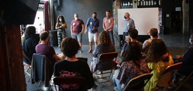 Déb'Acteurs samedi au Social Bar: et si la politique était un jeu plaisant?