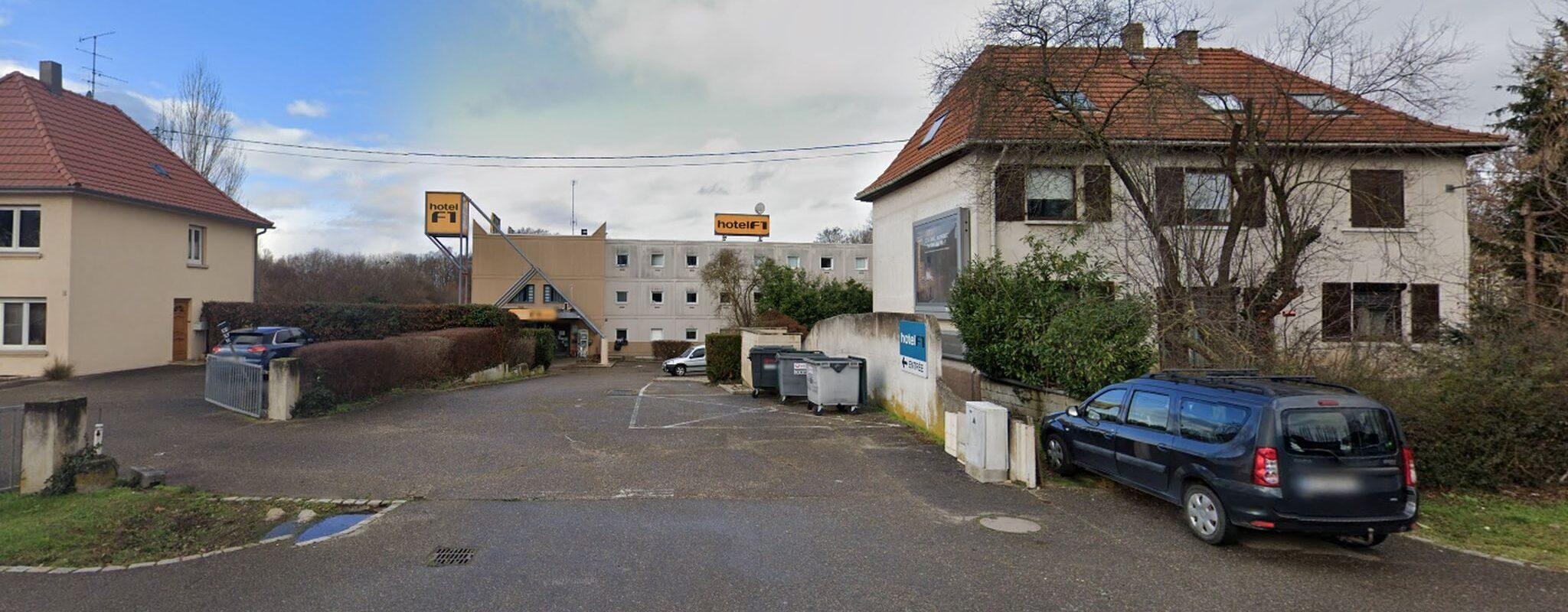 Fin de l'hébergement à l'hôtel F1 de Geispolsheim, une vingtaine de personnes à la rue