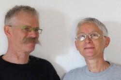 Joël et Maïa Henry